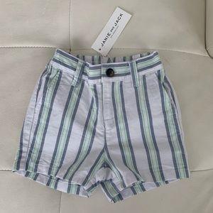 janie and jack boy shorts 6/12 mo